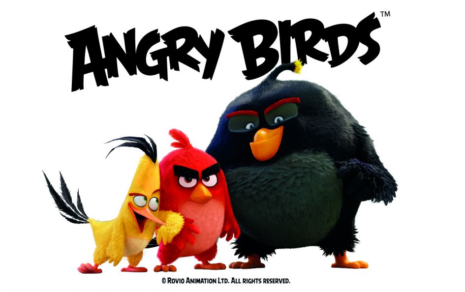 Personagem Angry Birds: Licensing Italia