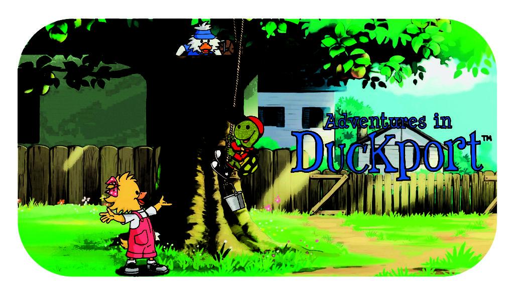 Adventures in Duckport