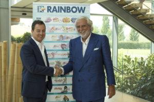 Rainbow Straffi & Totti
