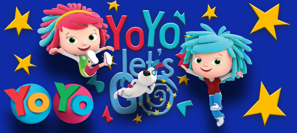 I gemellini yoyo in onda nuovi episodi licensing