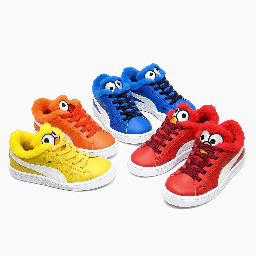 puma sesame street scarpe